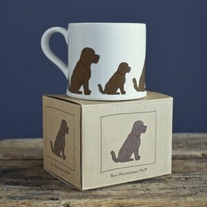 Cockapoo Mug by Sweet William.