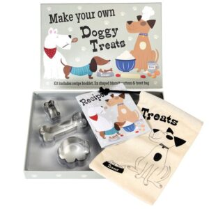 Make Your Own Dog Treats Kit by Rex