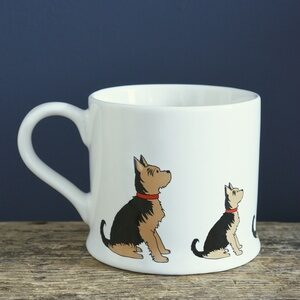Yorkshire Terrier Mug by Sweet William.