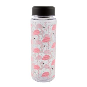 Tropical Flamingo Water Bottle