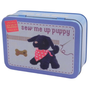 Gift in a Tin – Sew me up Puppy