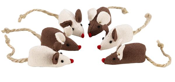 Mini Mice Cat Toy by PetFace