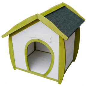 The Woofing-Dale Dog House / Kennel By Waggy Tails