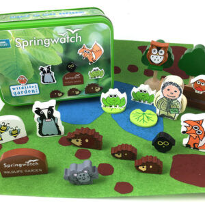 Gift in a Tin – Springwatch Garden Wildlife by Apples To Pears (Reduced)