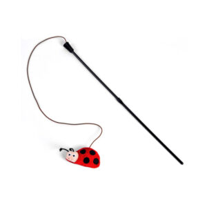 Ladybird Cat Toy by PetFace