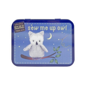 Gift in a Tin – Sew me up Owl by Apples To Pears.