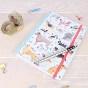 A5 Notebook by Milly Green