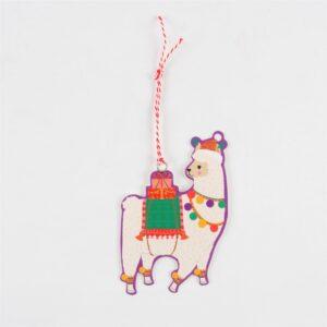 Fa La La Llama Gift Tags by Sass and Belle