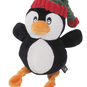 Christmas Penguin Dog Toy by Petface