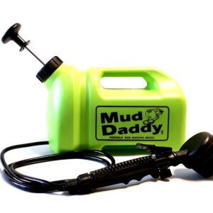 Mud Daddy – Green 5L 'Jojo' Portable Washer