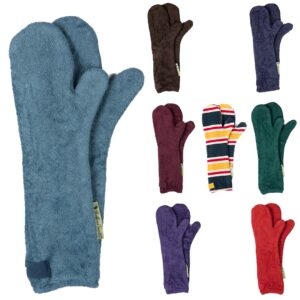 Dog Drying Mitts by Ruff and Tumble