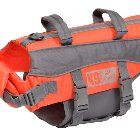 K9 Pursuits Float Coat Life Jacket_preview