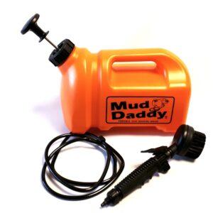 Mud Daddy Portable Dog Washer – Orange