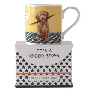 Cockerpoo Mug by The Little Dog Laughed