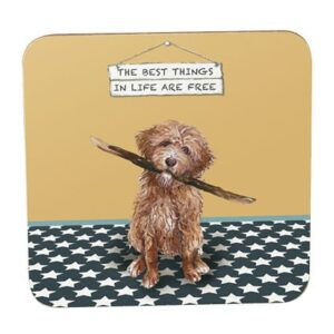 Coaster by The Little Dog Laughed