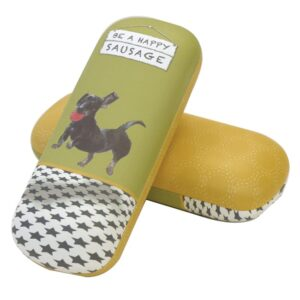 Dachshund Glasses Case by The Little Dog Laughed