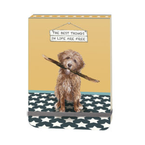 Cockerpoo Notebook by The Little Dog Laughed