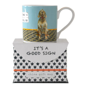 Vizsla Mug by The Little Dog Laughed