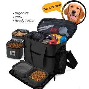 Overland Dog Gear WeekAway Bag, Medium/Large Dogs