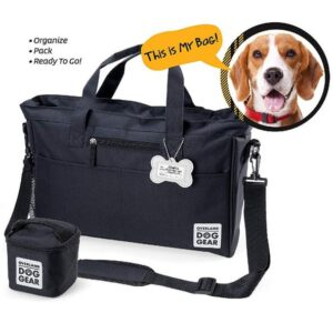 Overland Dog Gear DayAway Tote Bag