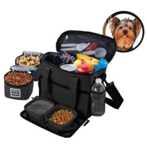 Overland Dog Gear WeekAway Travel Bag, Small Dogs