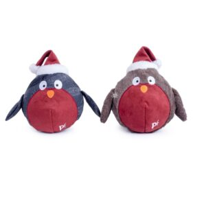 Christmas Robin Dog Toy by PetFace