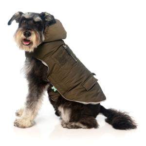 Khaki Nomad Jacket by FuzzYard