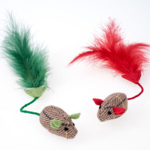 Catnip Mice Cat Toy by PetFace