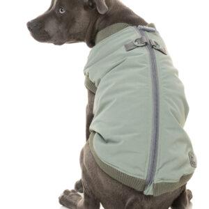 Sage Green MacGyver Harness Jacket by FuzzYard