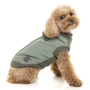Sage Green MacGyver Harness Jacket by FuzzYard