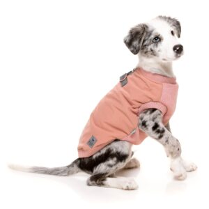 Dusty Pink MacGyver Harness Jacket by FuzzYard
