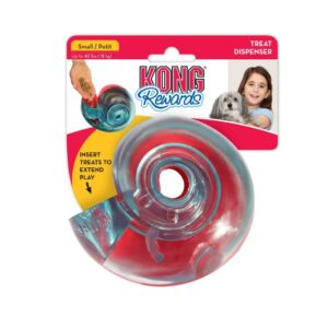 KONG Rewards – Small Treat-Dispensing Toy