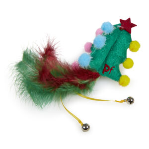 Christmas Tree Cat Toy by Petface