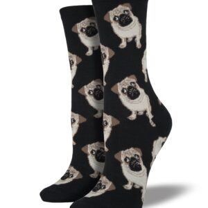 Pugs – Women's Socks by Sock Smith