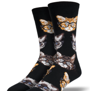 Kittenster – Men's Socks by Sock Smith