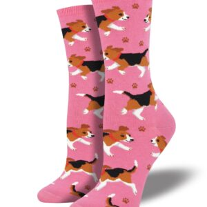 Puppy Prints – Women's Socks by Sock Smith