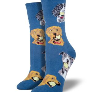 Ball Dog – Women's Socks by Sock Smith